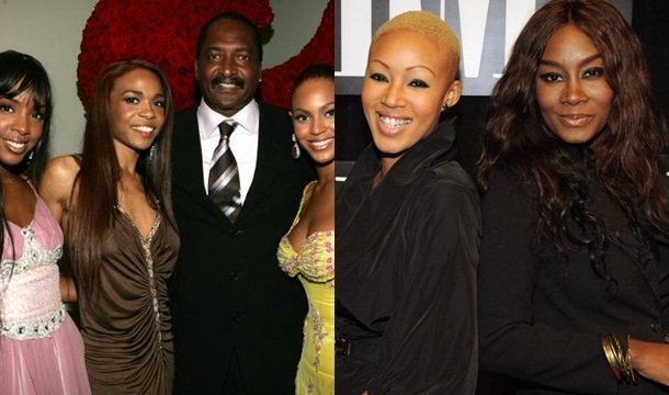 Mathew Knowles Confirms 'Two' Destiny's Child, Trin-i-tee 5:7 Albums