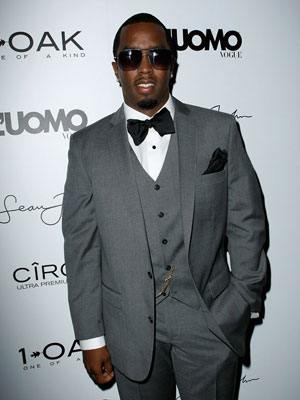Sean 'Diddy' Combs Sued by Man in Jail