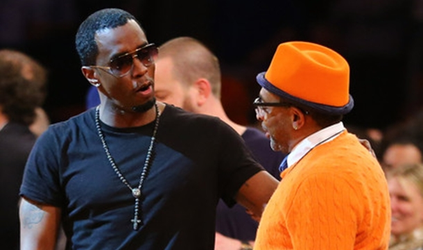 Sean 'Diddy' Combs Says 'No' To Reality, Fighting on 'Revolt TV'