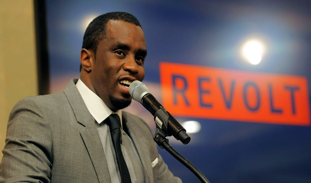 Diddy's Revolt To Launch Daily Music News Show