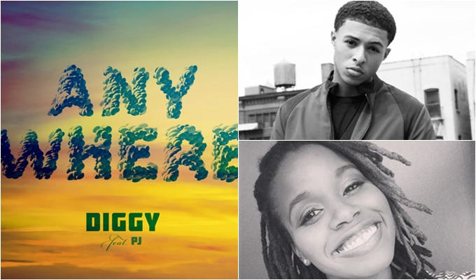 Diggy Simmons – Anywhere ft. PJ