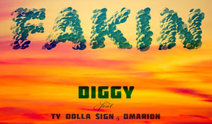 Diggy Simmons – Fakin' ft. Omarion & Ty Dolla $ign