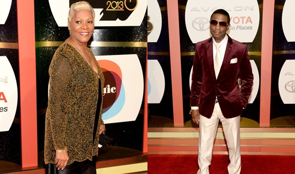 Dionne Warwick and Keith Sweat Honored at Soul Train Awards