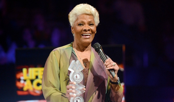 Dionne Warwick Files Bankruptcy Following Tax Troubles