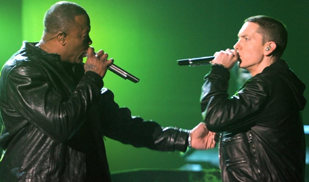 Dr. Dre Says Eminem's Next Album is in Finishing Stages, Talks Being Motivated
