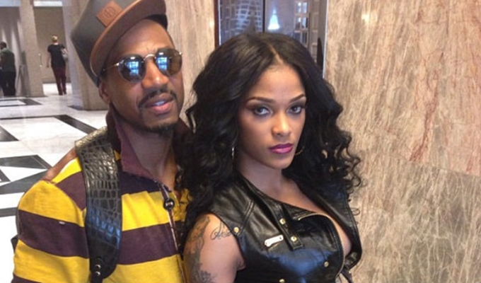 Dysfunction Central: 'L&HH: ATL' Star Says Stevie J Says He's Done With Wife Joseline Hernandez Who Destroyed 65K Worth Of His Things