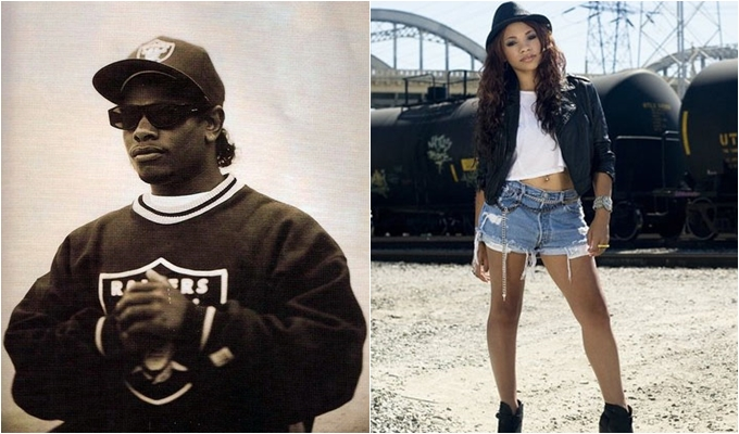 Eazy-E's Daughter Erin Wright Preps Documentary About Late Father, Debut EP