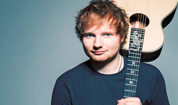 """Ed Sheeran Is """"Thinking Out Loud"""" As He Launches New Single"""