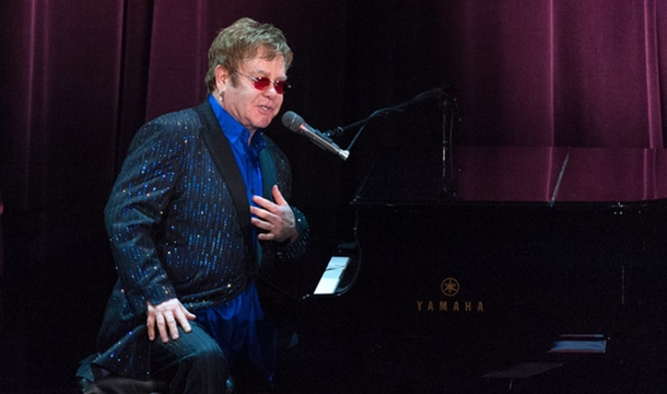 Sir Elton John Named First Honoree of New BRIT Icon Awards