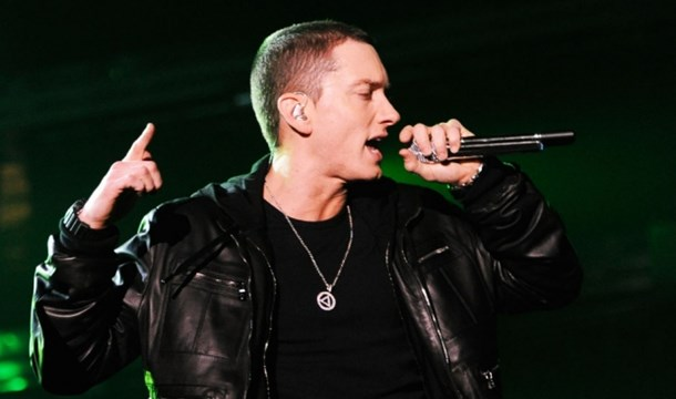 "Eminem Earns Fifth No. 1 With ""Monster"""