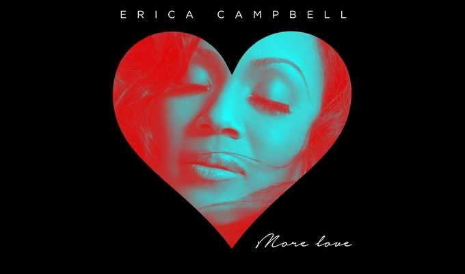Erica Campbell – More Love