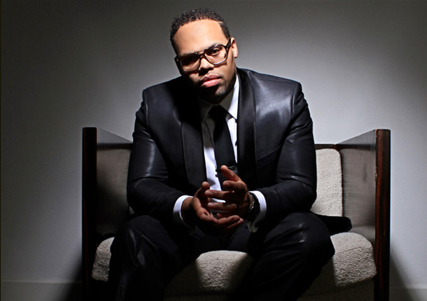Eric Roberson Readies October Album After New Distribution Deal