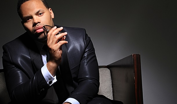 [EXCLUSIVE] Eric Roberson Talks New Album 'The Box', Paying Homage to Hip-Hop, Being an Innovator, More