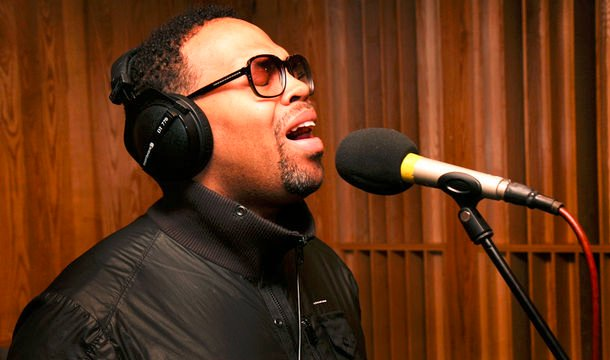 Eric Roberson Unites Singers for 'B-Sides, Features, & Heartaches' Album