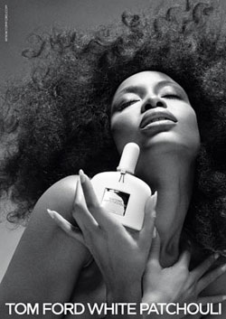 Erykah Badu Graces 'White Patchouli' Fragrance Campaign