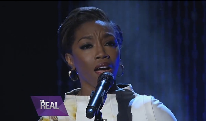 """Estelle Performs """"Silly Girl"""" on The Real; Set to Appear on Next Episode of Empire"""