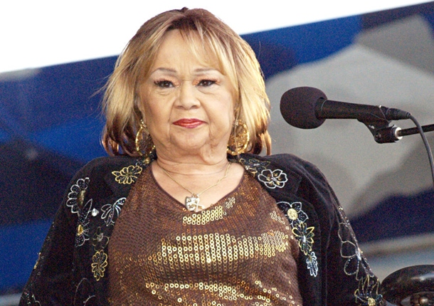 UPDATE: Etta James Released From Hospital, Back Under Home Care