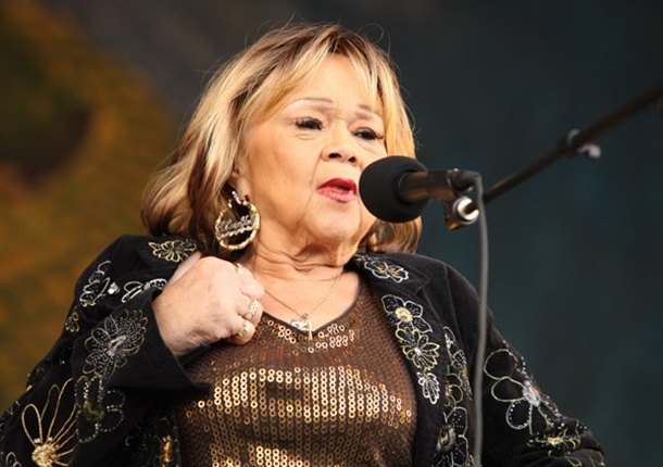 Etta James Hospitalized With Breathing Difficulties