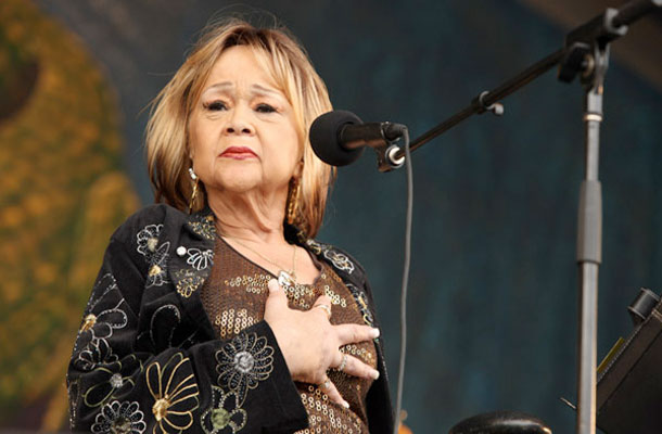 Etta James Issues Final Release, Call it Quits After 5 Decades