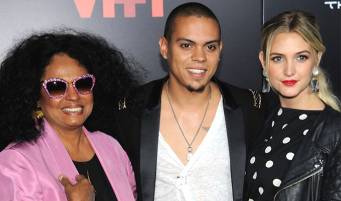 Recap: Evan Ross Performs Live to a Star Studded Crowd at The Sayers Club in Los Angeles