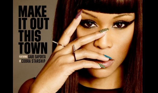 Eve – Make It Out This Town (Ft. Gabe Saporta of Cobra Starship)