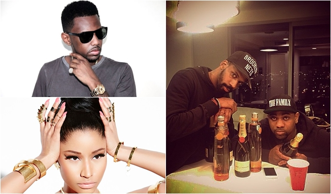 Fabolous and Nicki Minaj Mourn Two Friends Stabbed in Philly