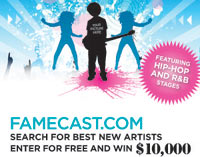 CALLING ALL R&B ARTISTS: Season Two of FameCast Looking for the Hottest Upcoming R&B Acts