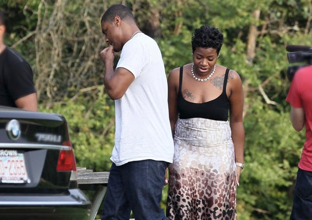 Father of Fantasia's Unborn Child Still Married