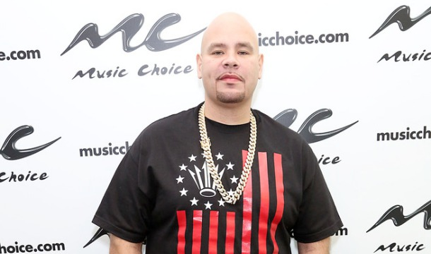 Fat Joe Home From Prison