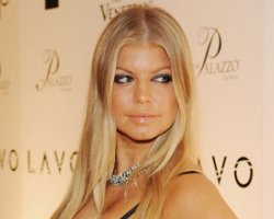 Fergie Counts Down With 'Wedding Fitness' Plan