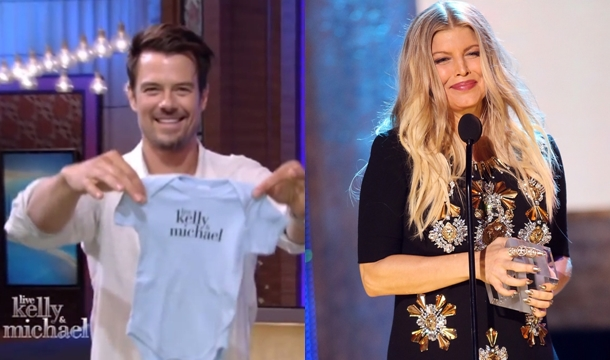 Fergie Expecting Baby Boy In Just Weeks