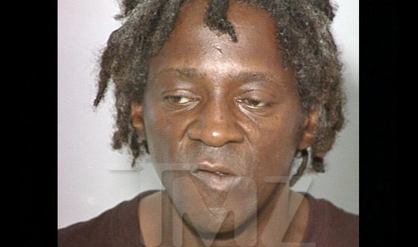 Flavor Flav Gets a New Flavor: Jail, Arrested For Assault and Domestic Violence