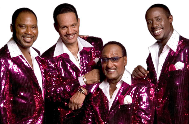Motown's Four Tops Musical Director George Rountree Dies at 61