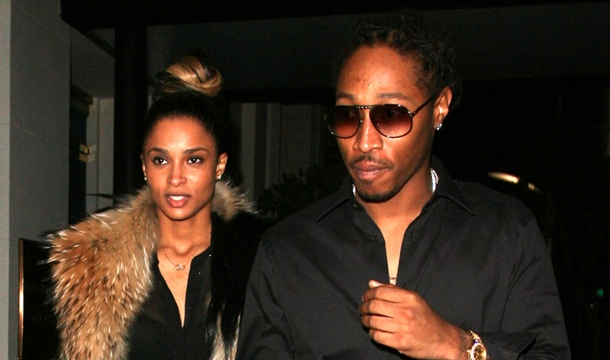"""Future on Ciara: """"This It. I Don't Get Into Nothing Just to Get Out"""""""