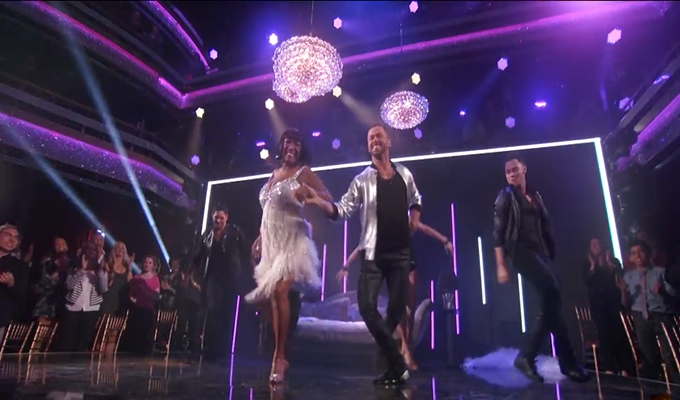 Get It, Patti! Ms. Labelle Breaks It Down to 50 Cent's 'In Da Club' on DWTS (Video)