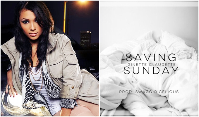 Ginette Claudette – Saving Sunday