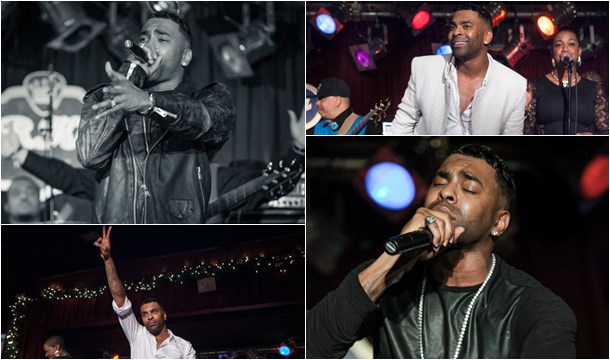 Ginuwine Gives Incredible Performance in New York City