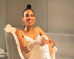 Goapele Revamps With Milk and Honey