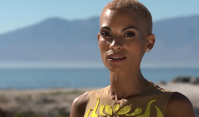 Goapele – Strong As Glass