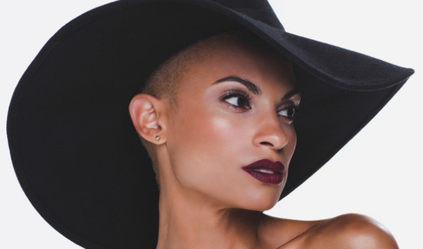 "Goapele Duets With Eric Benet on ""My Love"""
