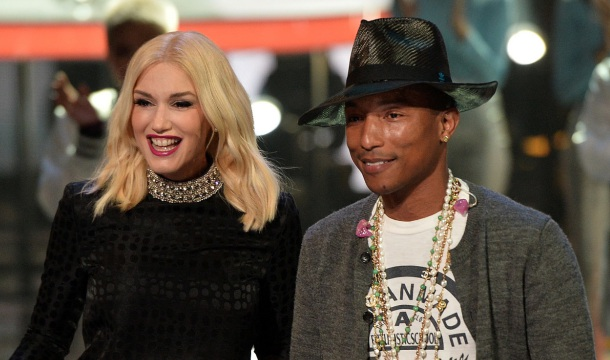 Gwen Stefani – Shine Ft. Pharrell