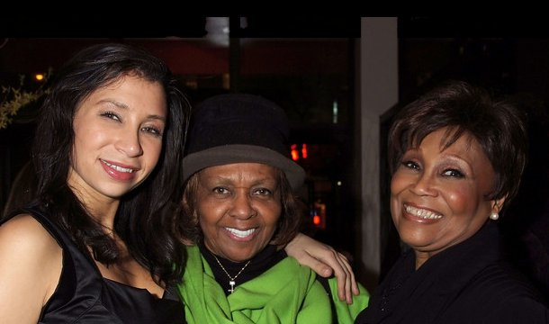 Vy Higginsen Launches Harlem Record, Debut Album from Cissy Houston