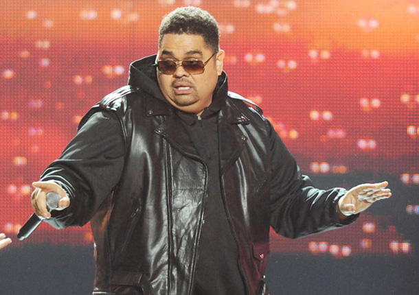 Heavy D Dead at Age of 44