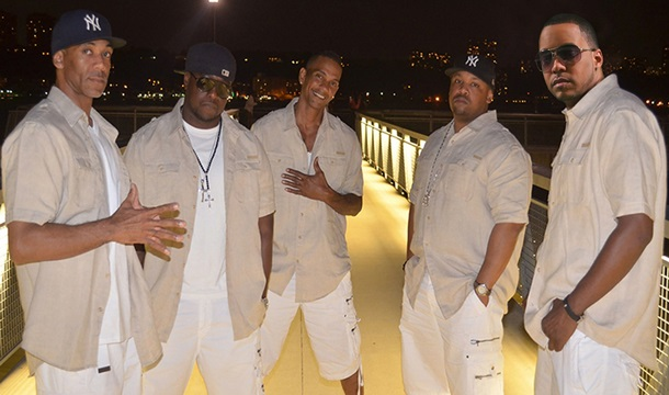 [EXCLUSIVE] Hi-Five Talks Unsung, New Single & EP, Tony Thompson's Presence in the Group, Demise of Male R&B Groups, More