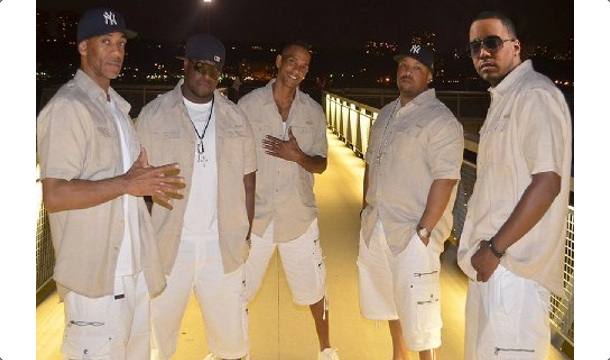 Hi-Five Keeps on Pushing: 90s R&B Group Readies New Single and Album