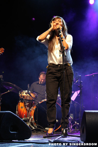 SR in AFRICA: Hindi Zahra Performs at Festival Mawazine