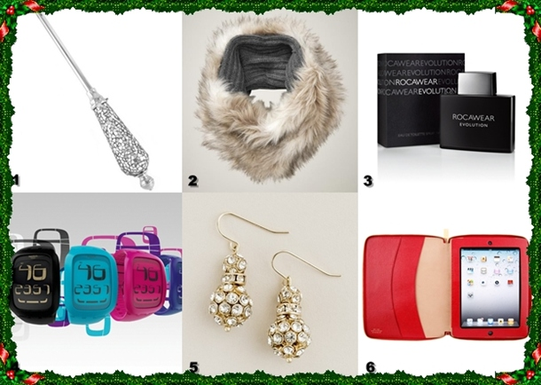 Singersroom's Holiday Gift Guide