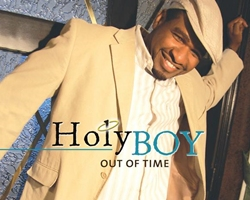 SR Gospel: Holy Boy Inspires Through 'Out of Time' Release