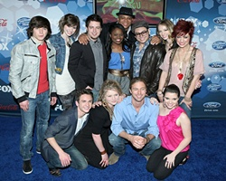 American Idol's Top Ten Revealed, Miles Booted