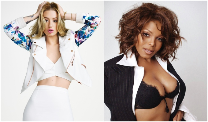 """Wendy on Iggy Azalea: """"She's Turning Into a Black Woman""""; Says Janet Jackson Will Flop"""
